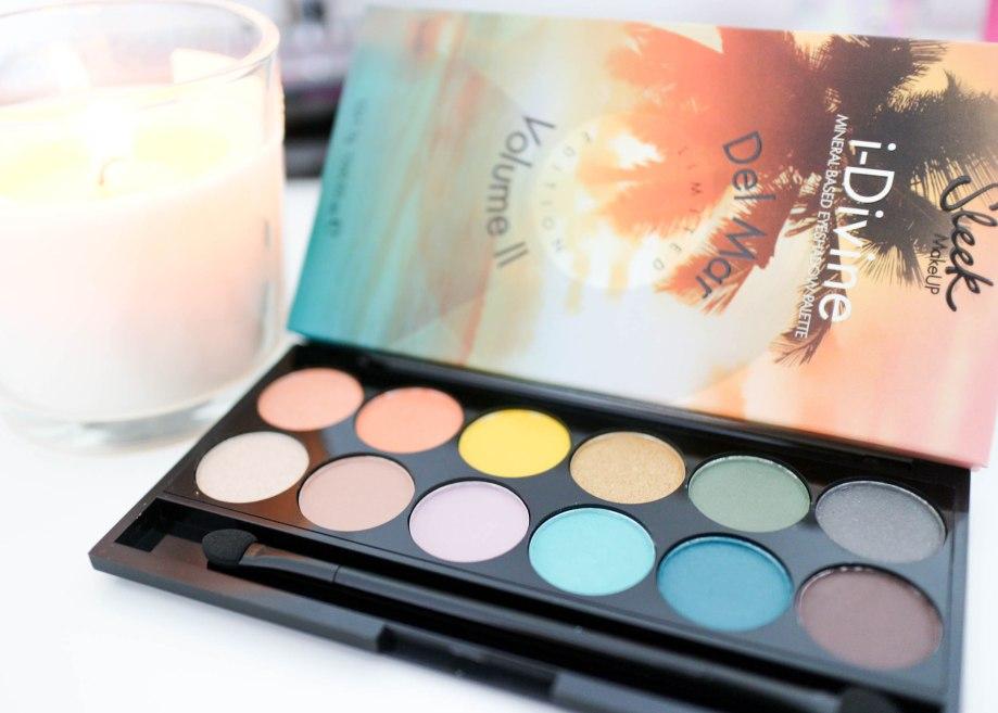 Sleek Makeup i-Divine Del Mar Volume II