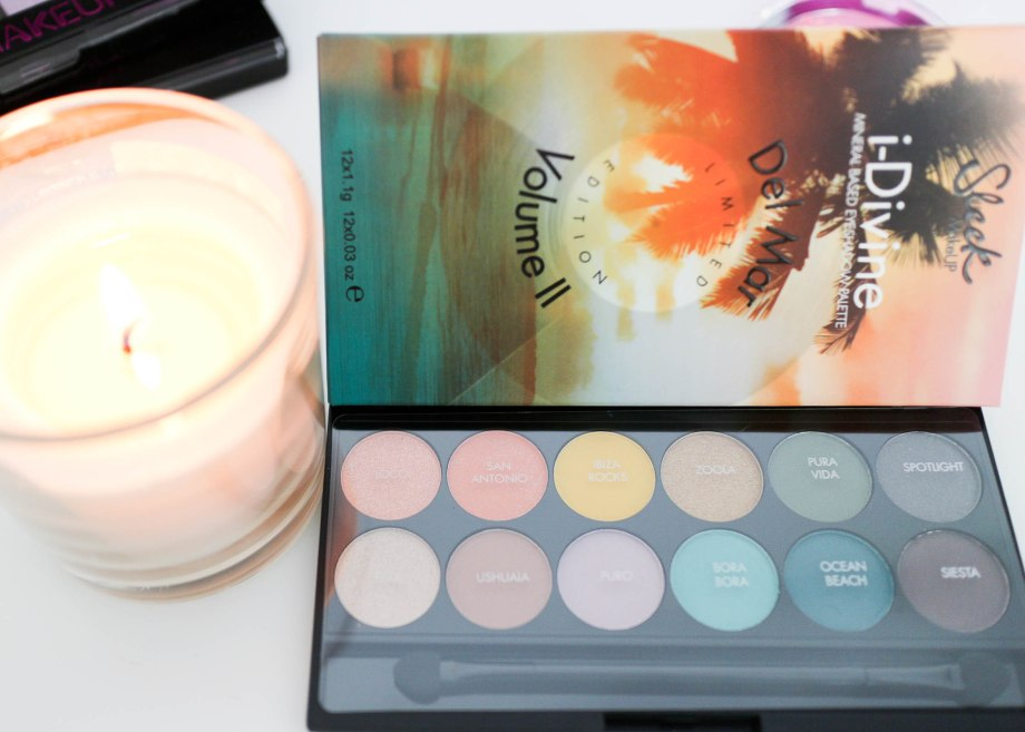 Sleek Makeup Del Mar Vol2