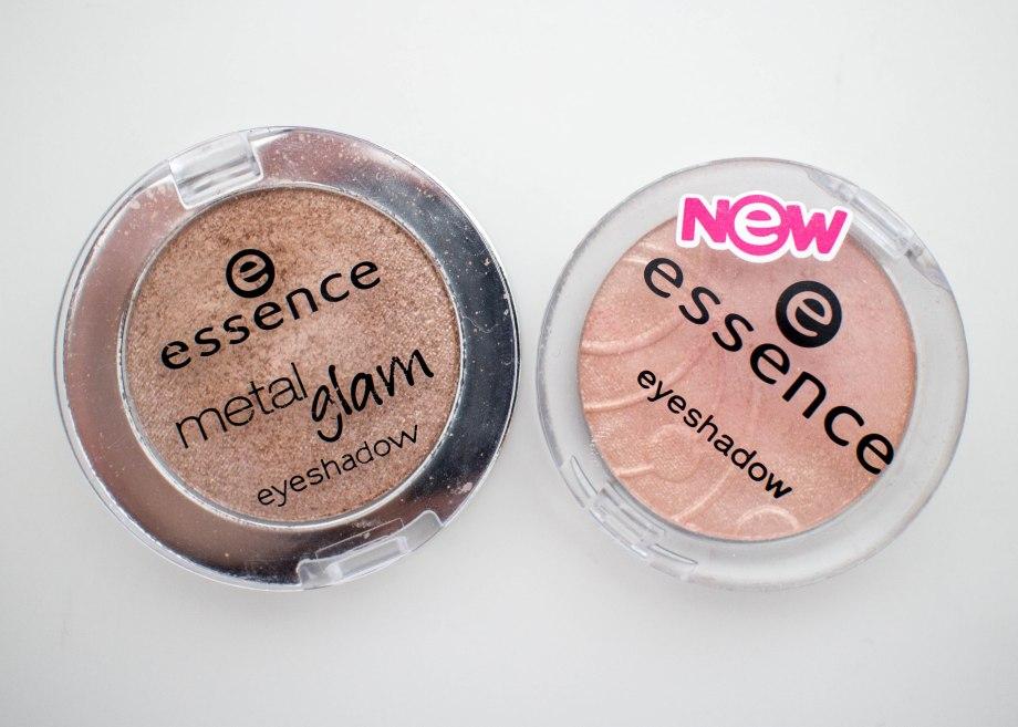 Essence Eyeshadows