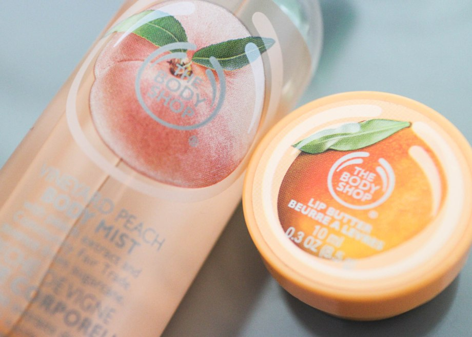 Body Shop Lip Butter