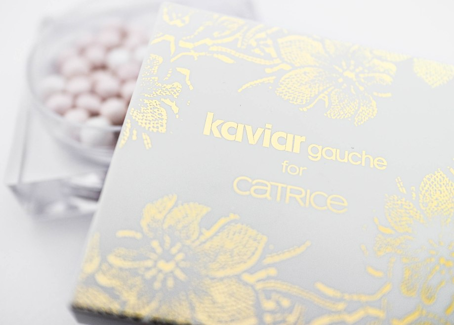 Kaviar Gauche for Catrice LE Blurring Powder Pearls
