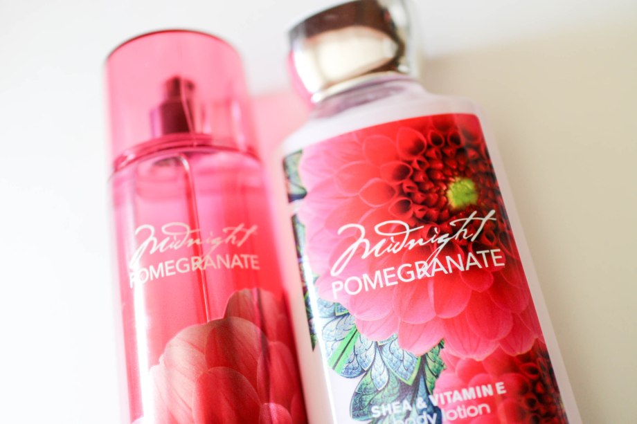 Bath & Body Works Midnight Pomegranate