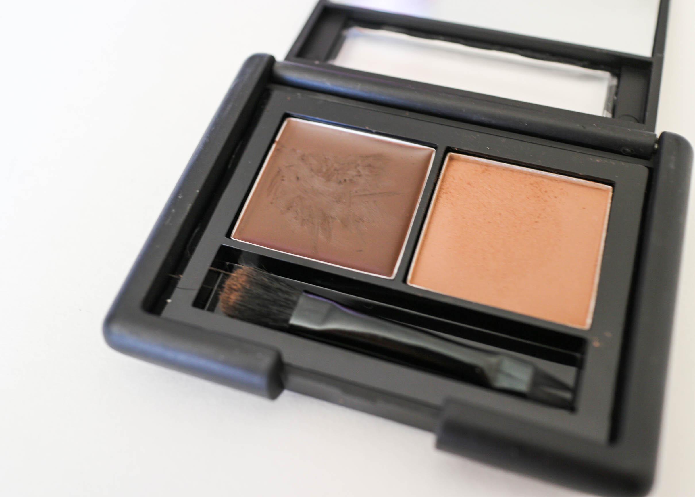 Review Elf Studio Eyebrow Kit In Medium Moscato Mascara