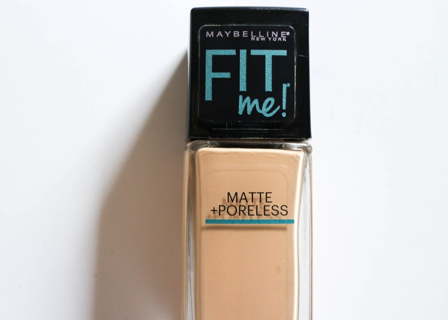Maybelline Fit Me! Matte & Poreless