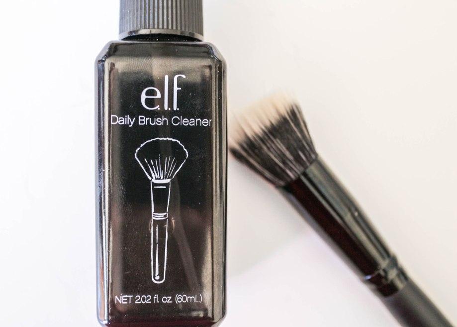 E.L.F. Daily Brush Cleanser