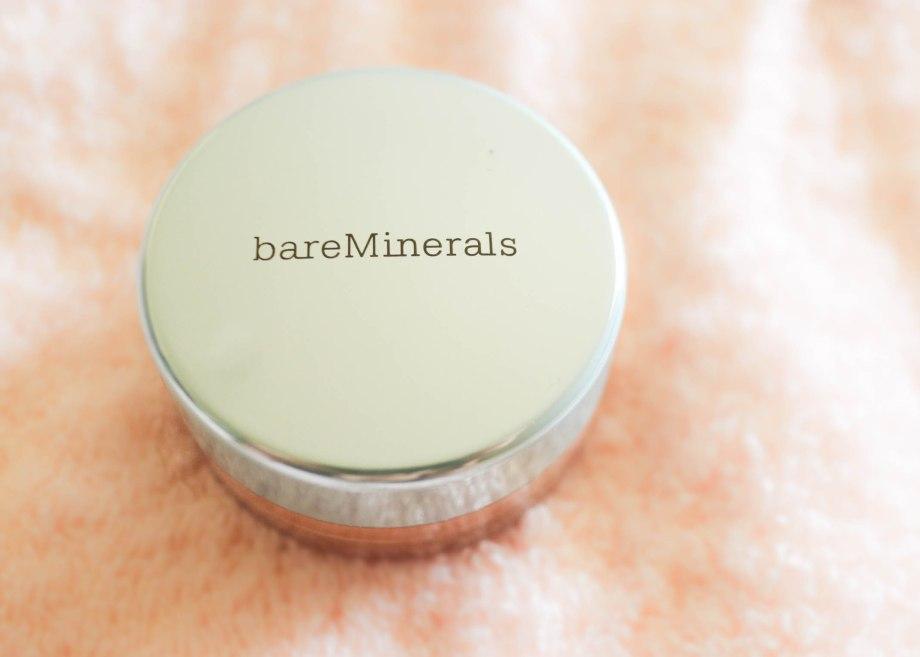 BareMinerals Secret Radiance all Over Face Color