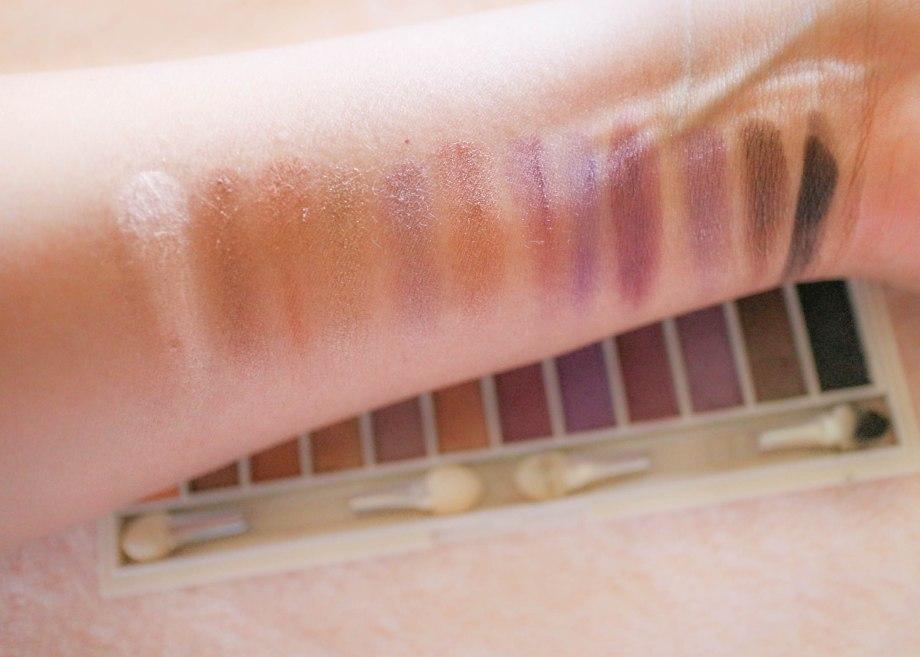 BH Cosmetics Enhancing Eyes Palette