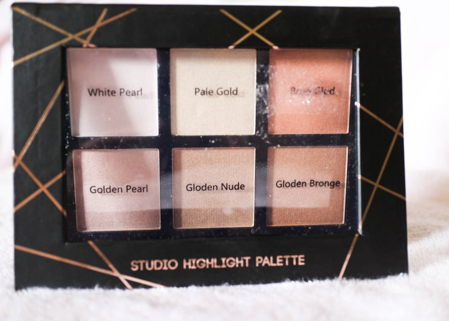Profusion Studio Highlighter Palette