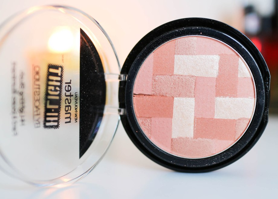 Maybelline Master Hi-Light Blush in Coral