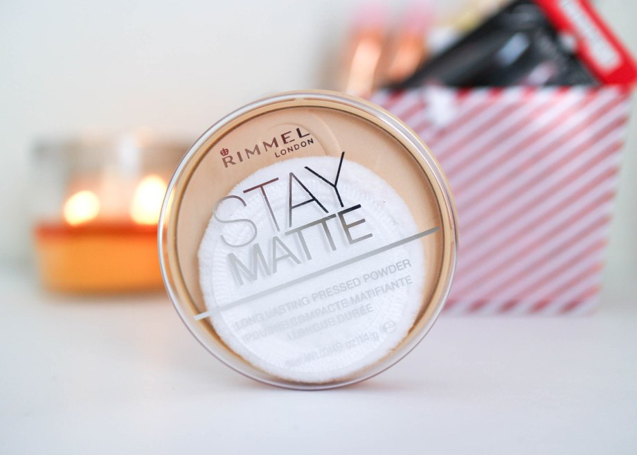 Rimmel Stay Matte Translucent