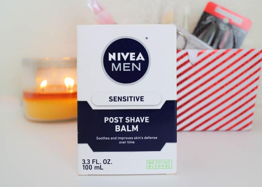 Nivea Post Shave Balm primer