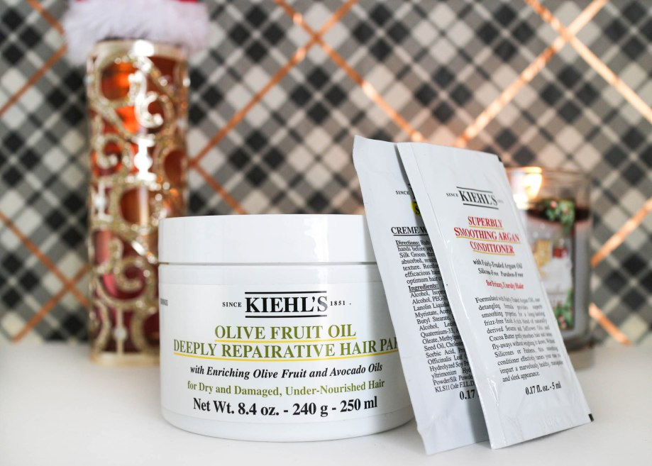 Kiehl's Olive Fruit Oil Deeply Reparative Pak