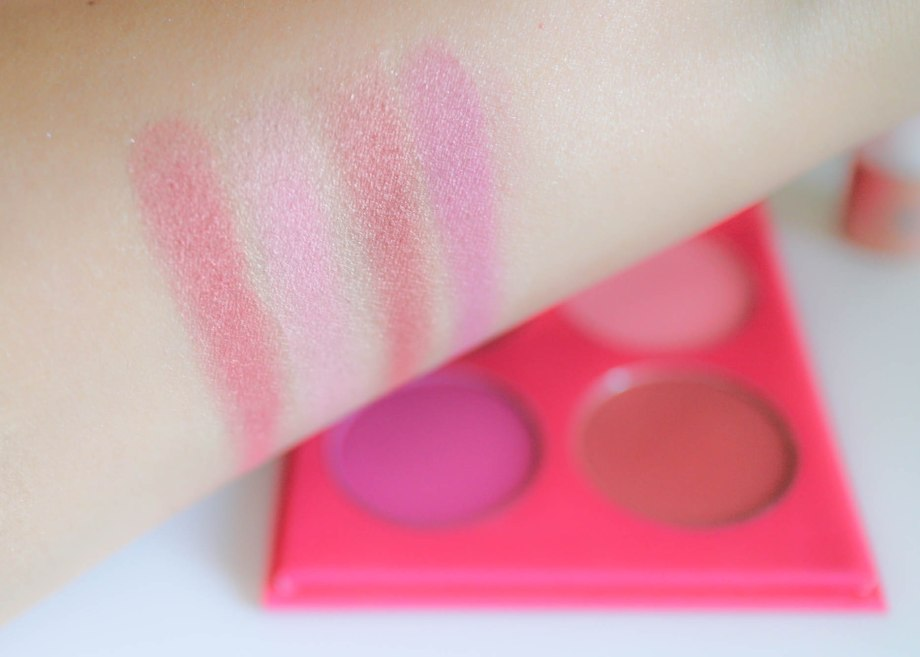 BH Cosmetics Pink Perfection Blush Palette