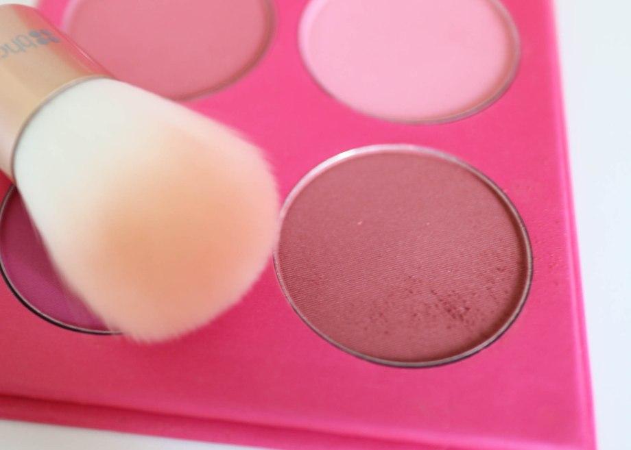 BH Cosmetics Pink Perfection Blush Palette