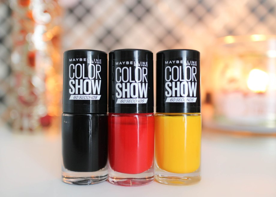 Maybelline Color Show polish