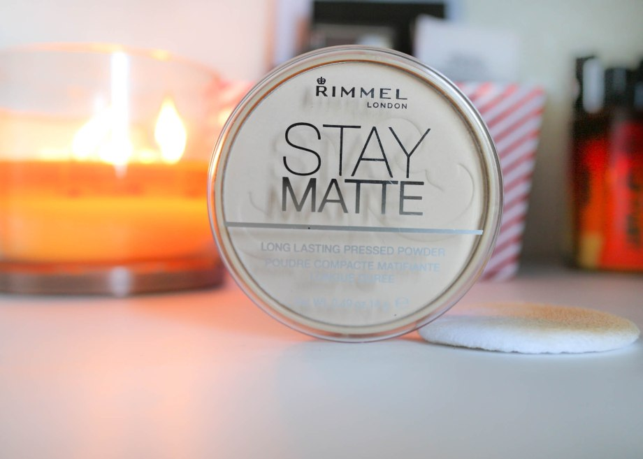 Rimme Stay Matte Translucent