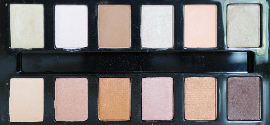 BH Cosmetics Nude Rose Palette