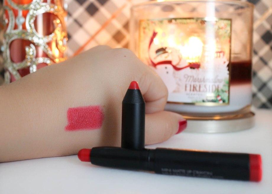 tre'StiQue Mini Matte Lip Crayon