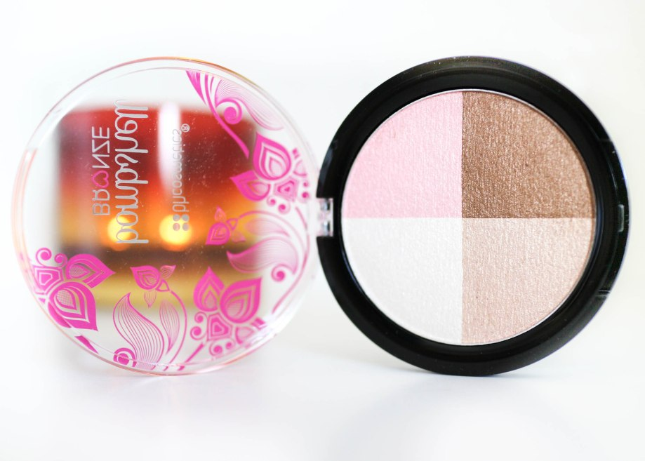 BH Cosmetics Bombshell Bronzer in Starlet