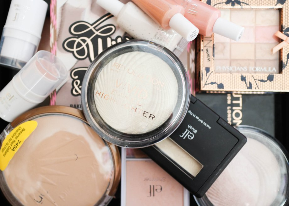 best drugstore highlighters