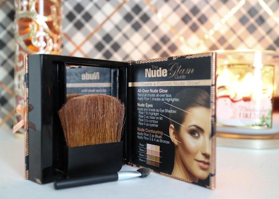 Shimmer Strips Custom All-in-1 Nude Palette for Face & Eyes