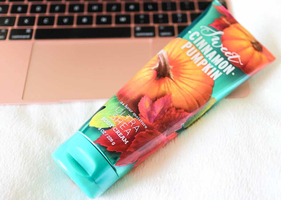 winter essentials bath and body works body creme