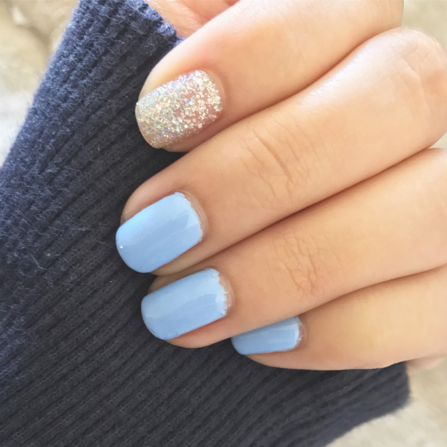easy winter nails