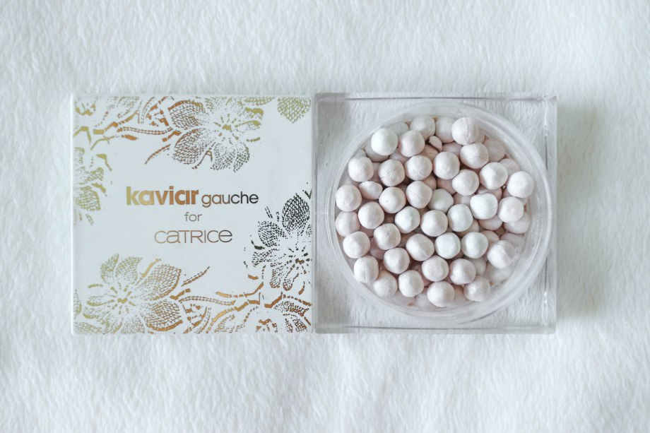 Catrice Caviar Gauche pearls