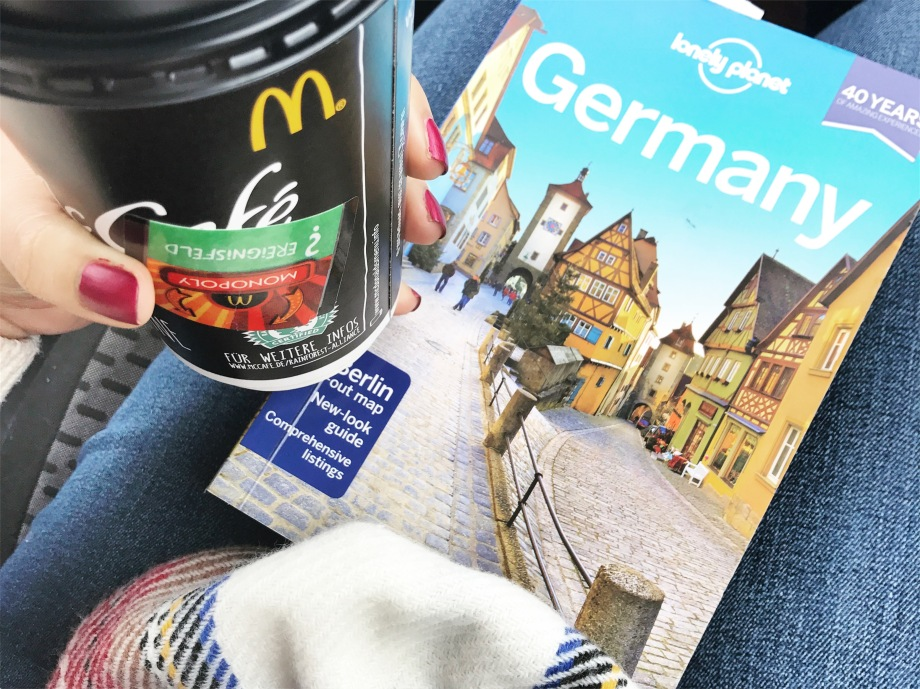 the lonely planet, germany