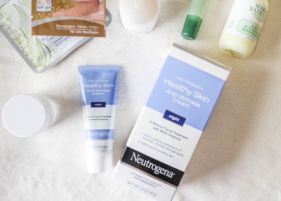 Healthy Skin Anti Wrinkle Cream Night