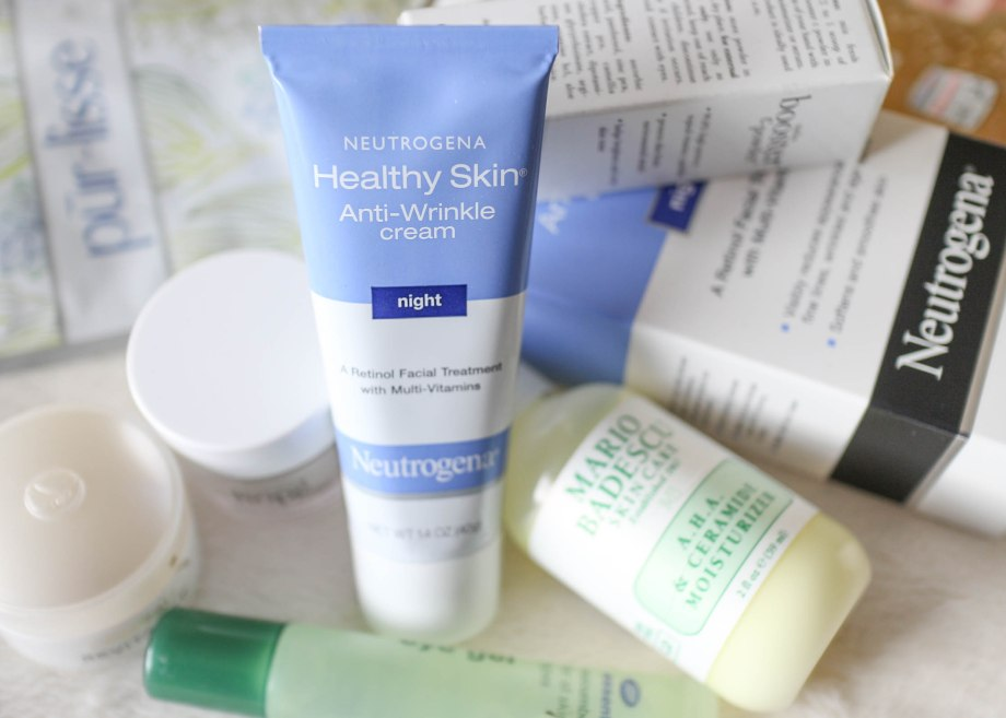 Neutrogena Healthy Skin Anti Wrinkle Cream Night